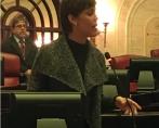 turno en el senado